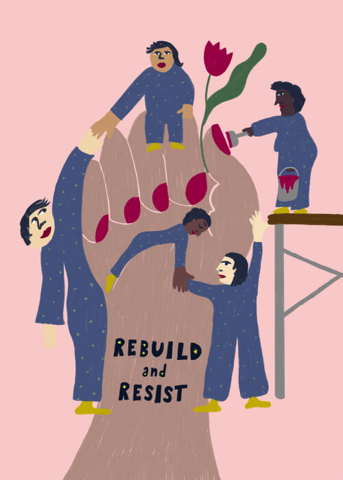 Rebuild & Resist