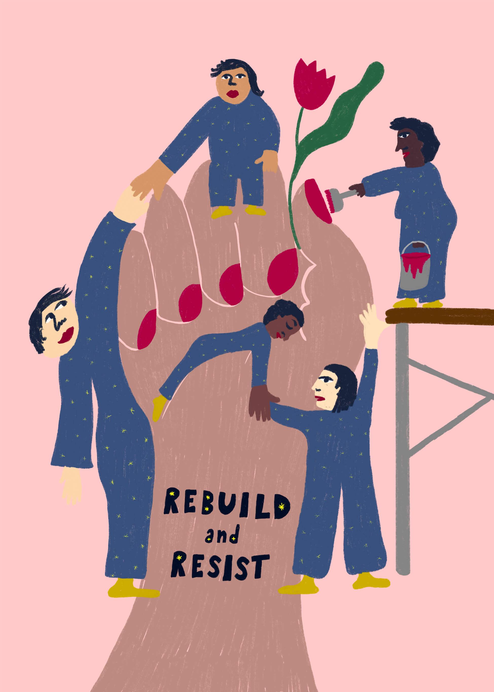 Rebuild & Resist main image