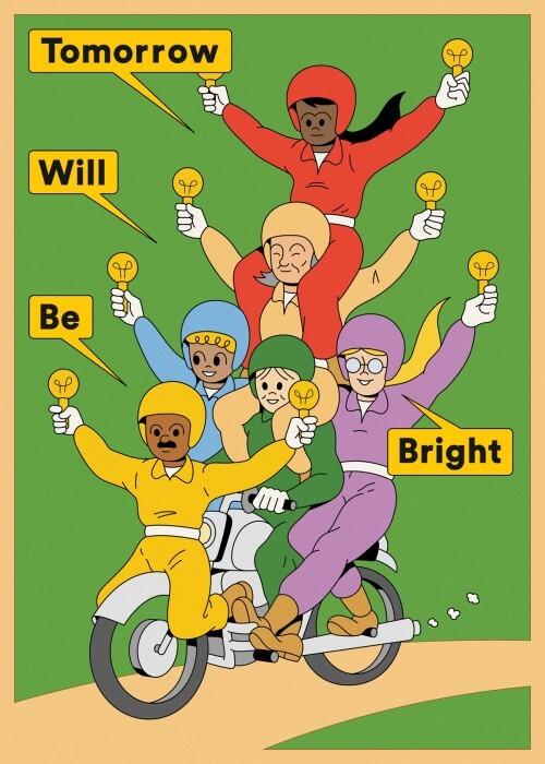 Tomorrow Will Be Bright
