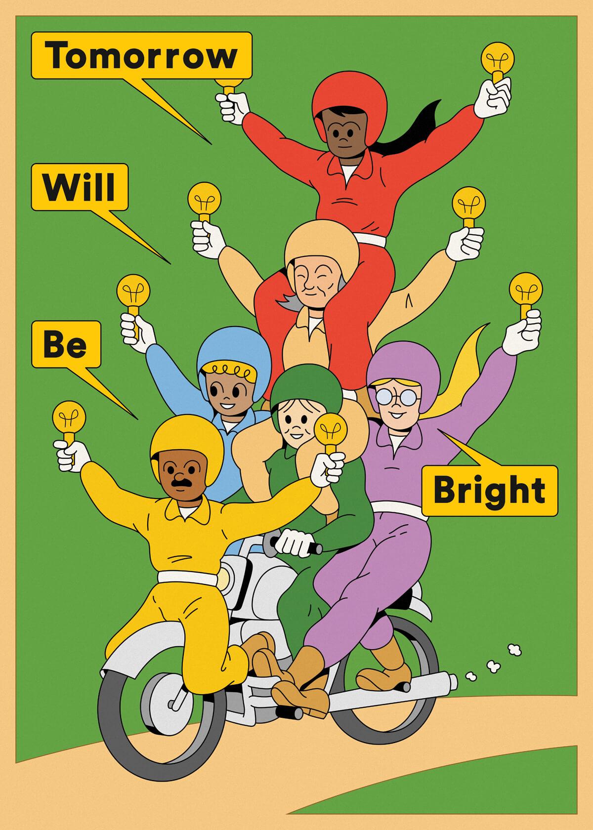 Tomorrow Will Be Bright main image