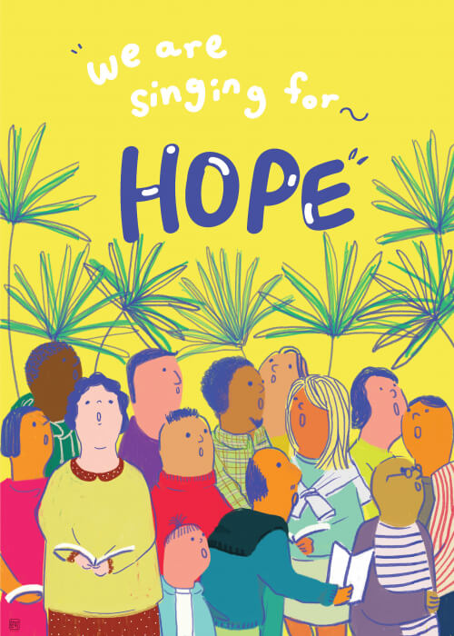 We Are Singing For Hope