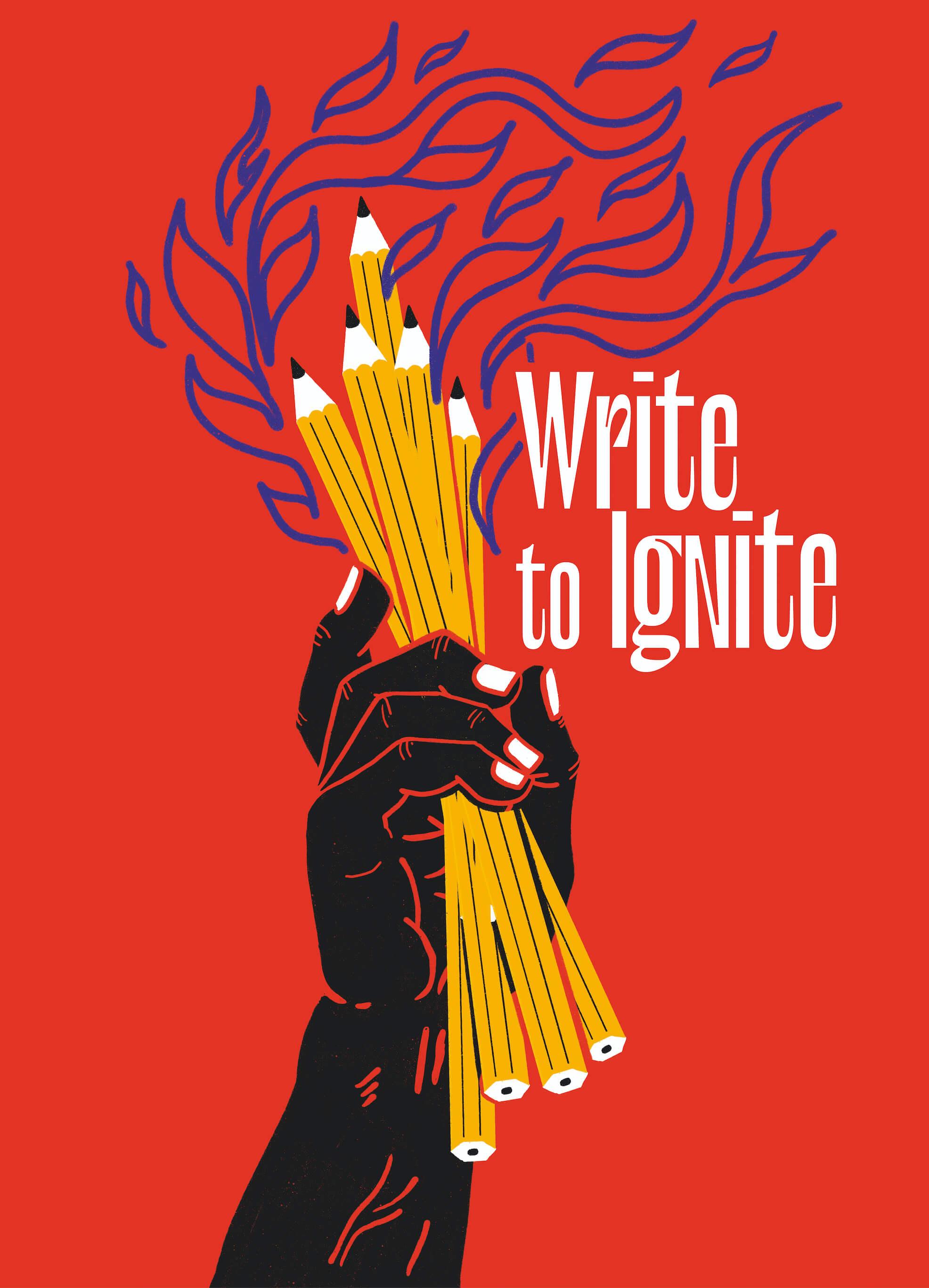 Write to Ignite (red) main image