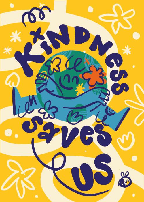 Kindness Saves Us