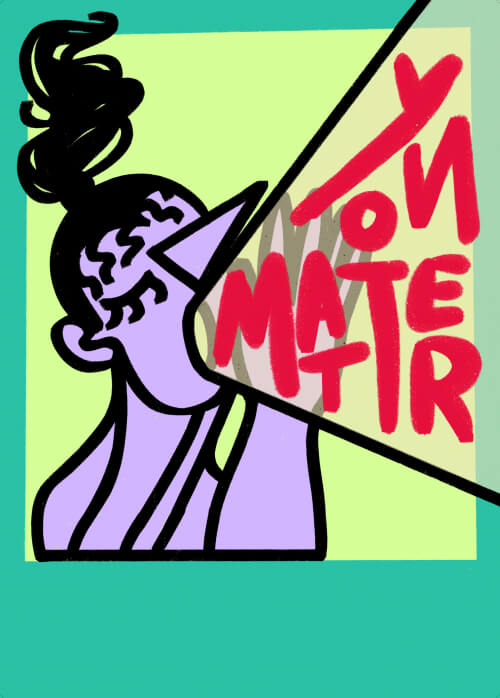 You Matter (color series)