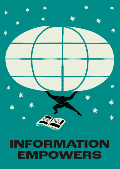 Information Empowers