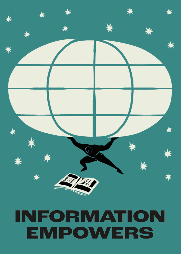Information Empowers main image