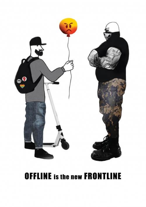 Offline Is The New Online (series, 3/3)