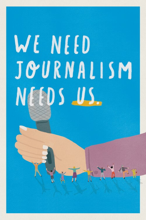 We Need Journalism (series, 2/3)