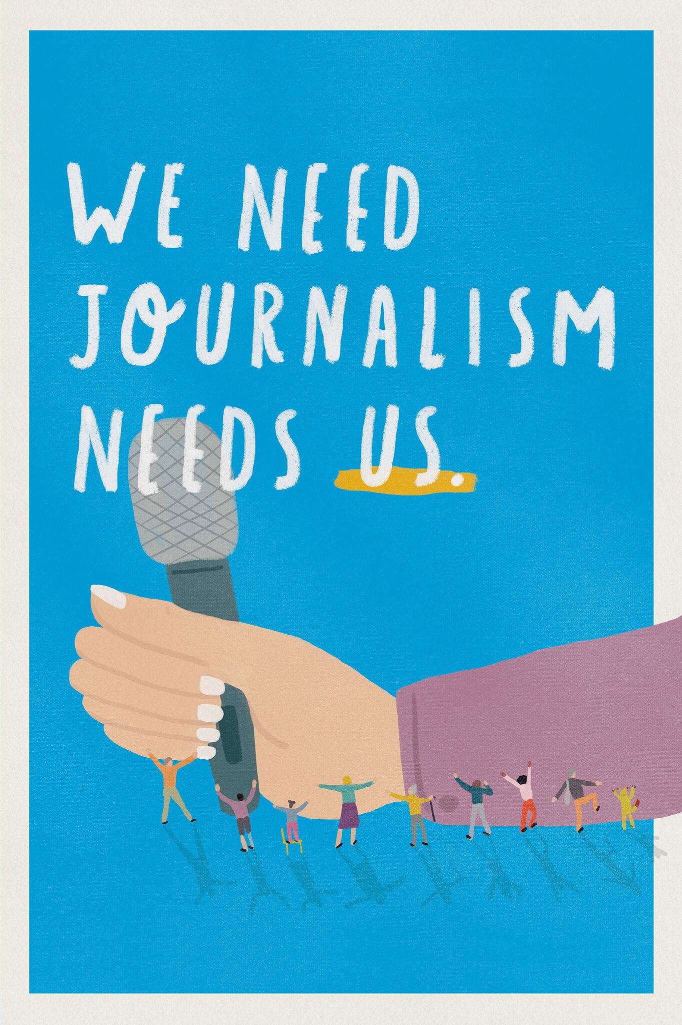 We Need Journalism (series, 2/3) main image