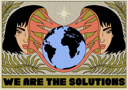 We Are The Solutions