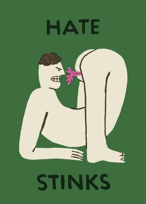 Hate Stinks (series 1/2)