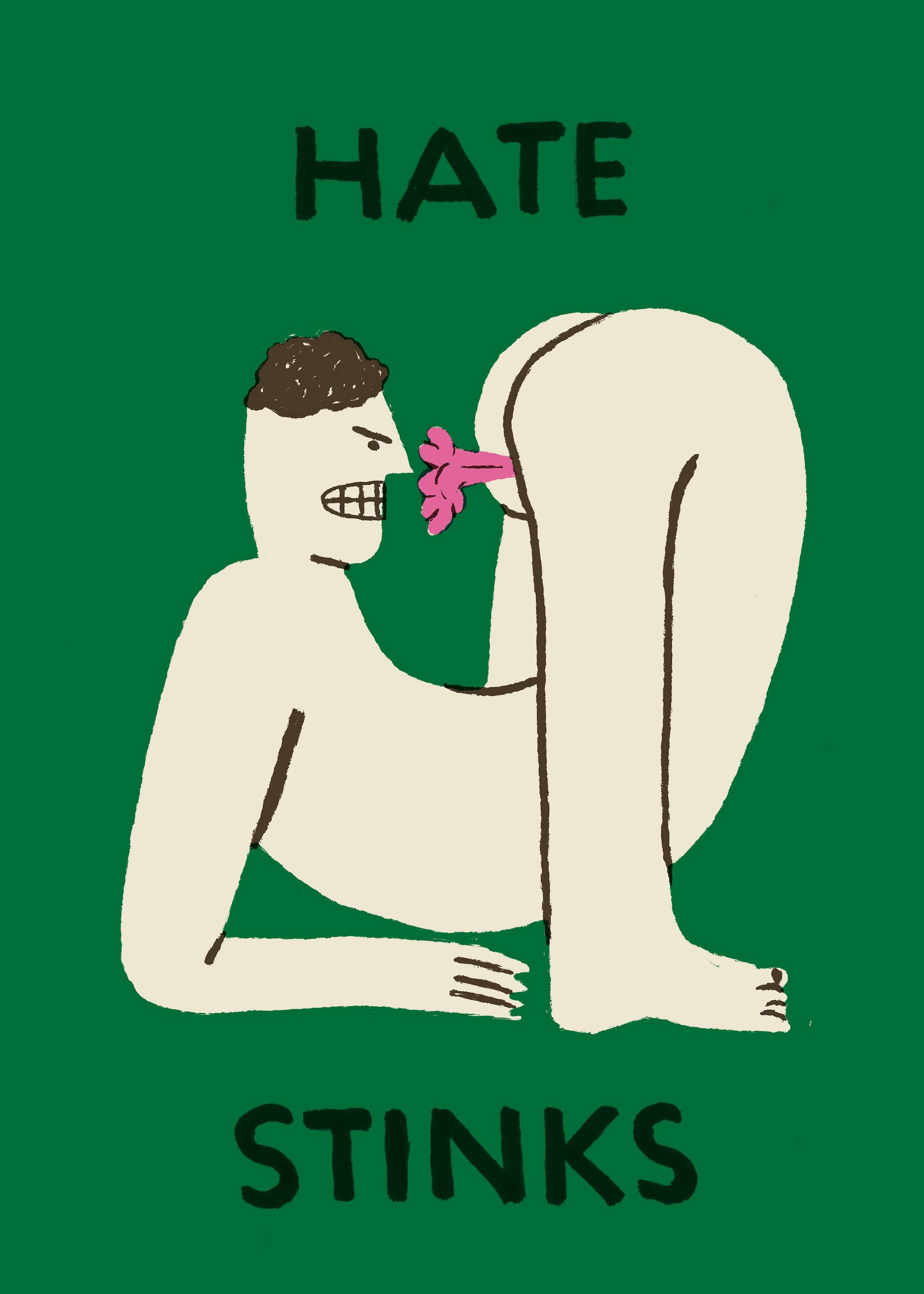 Hate Stinks (series 1/2) main image