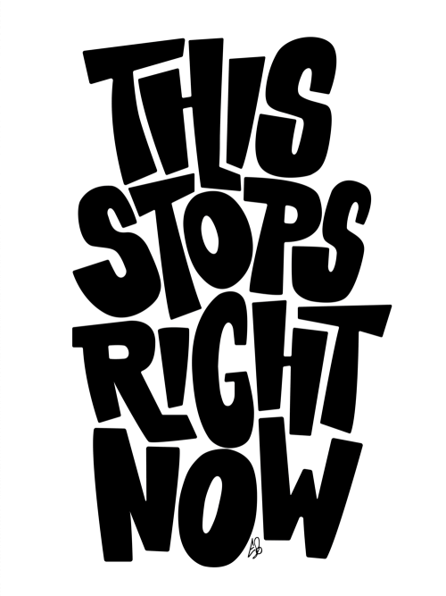 This Stops Right Now (series, 2/2)