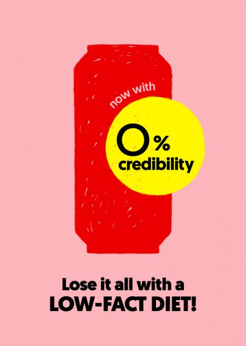 Low-fact Diet (series, 3/3)