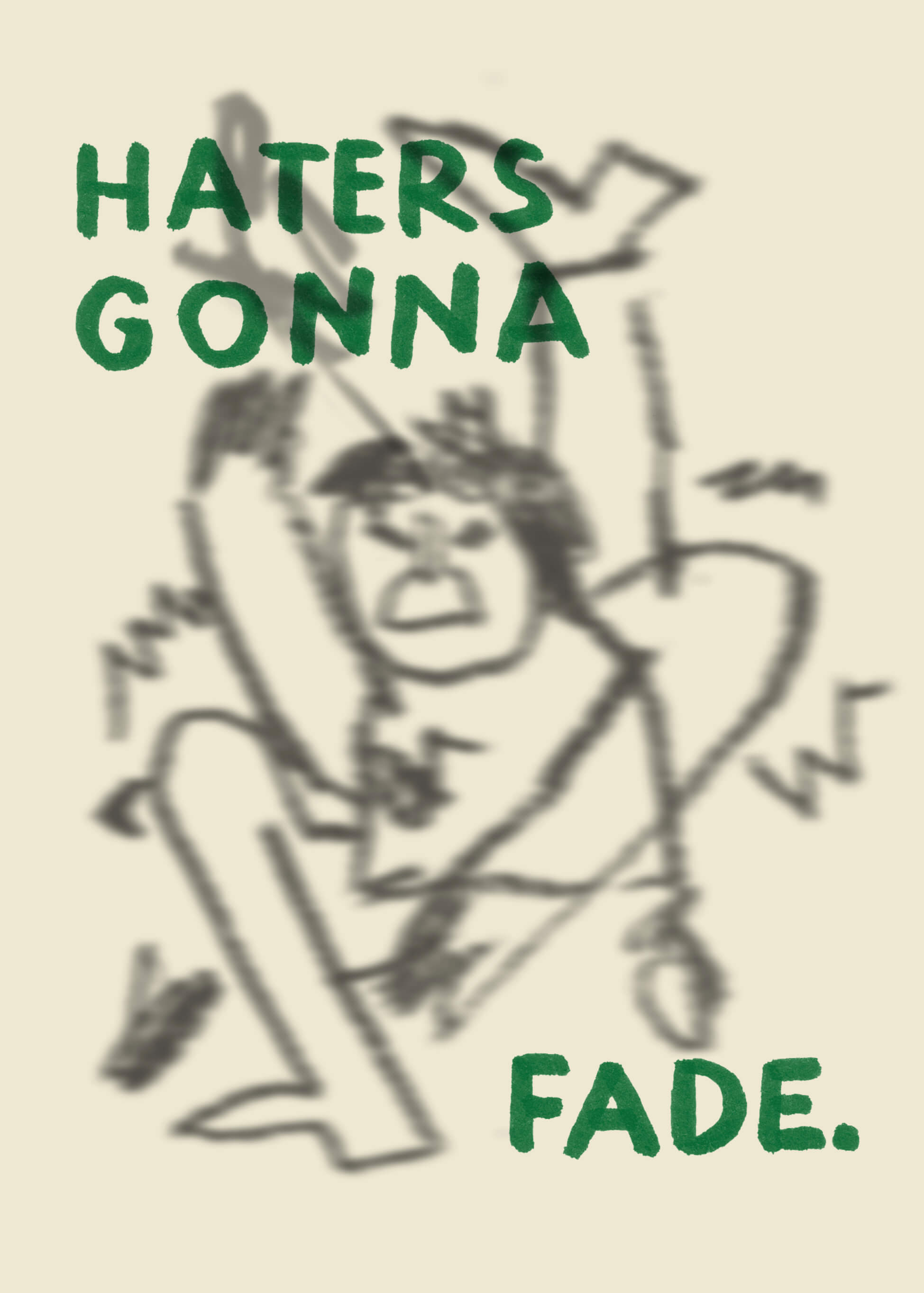 Haters Gonna Fade (series 1/2) main image