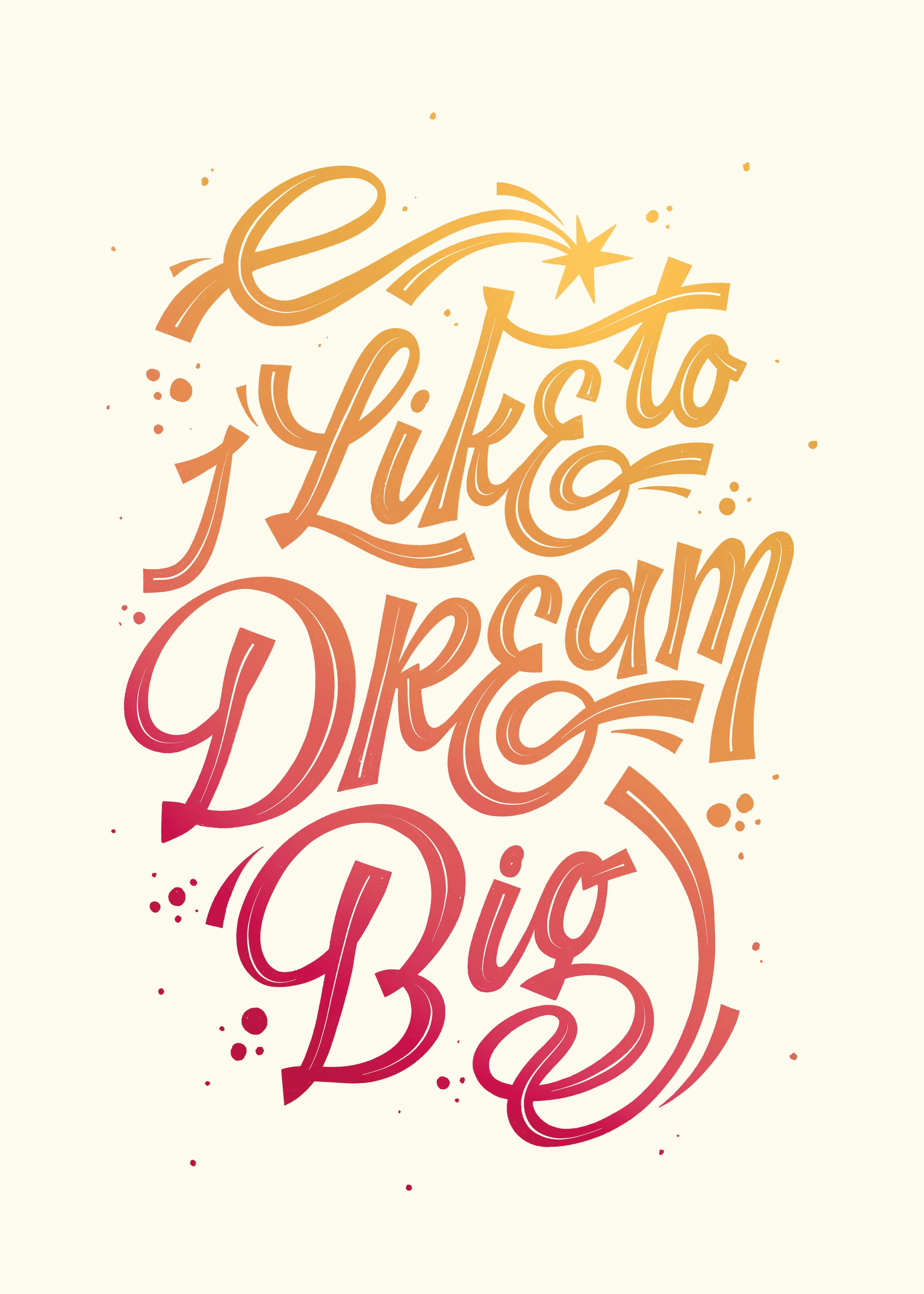 Dream Big main image