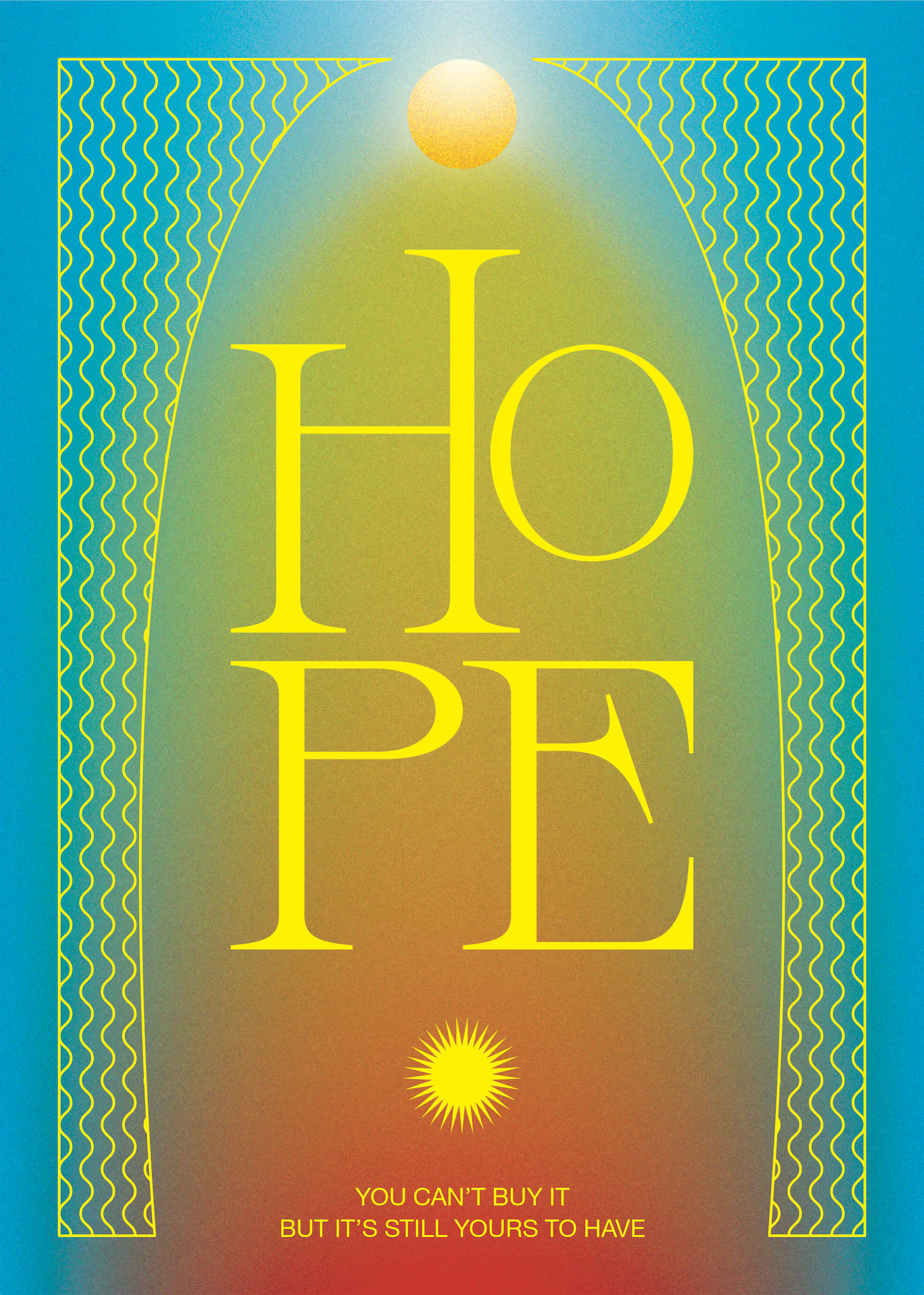Hope - It's Yours To Have main image