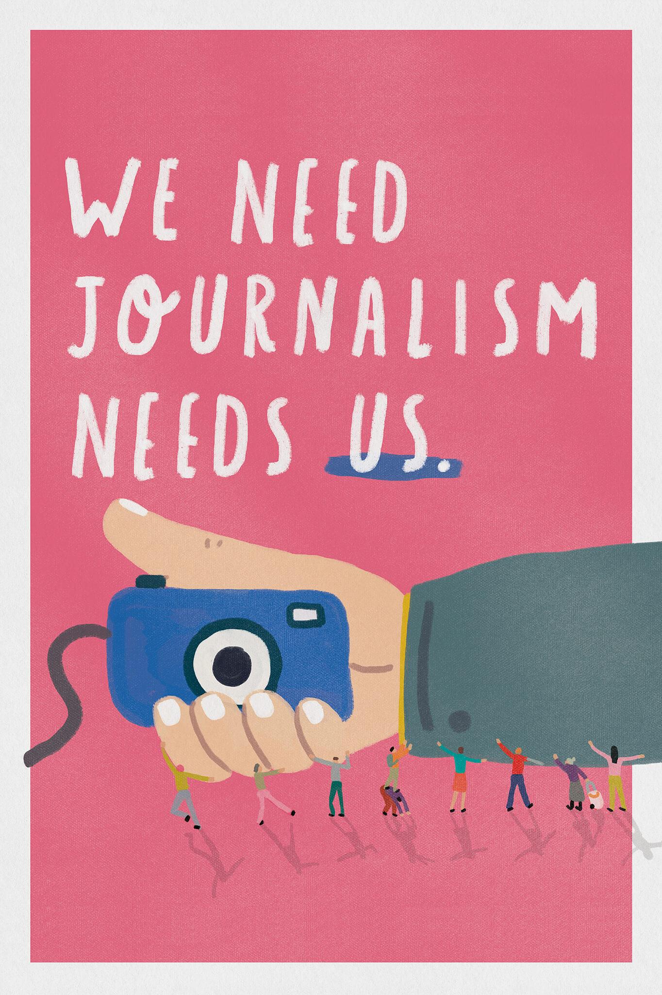 We Need Journalism (series, 3/3) main image