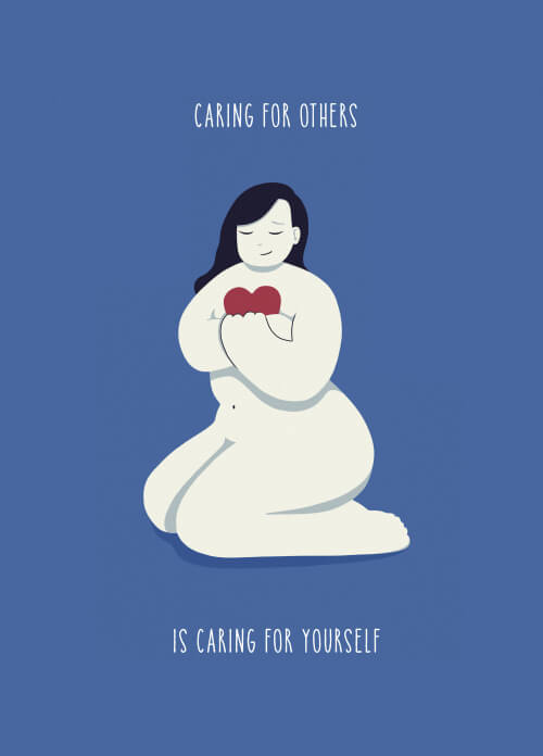 Caring For Others Is Caring For Yourself