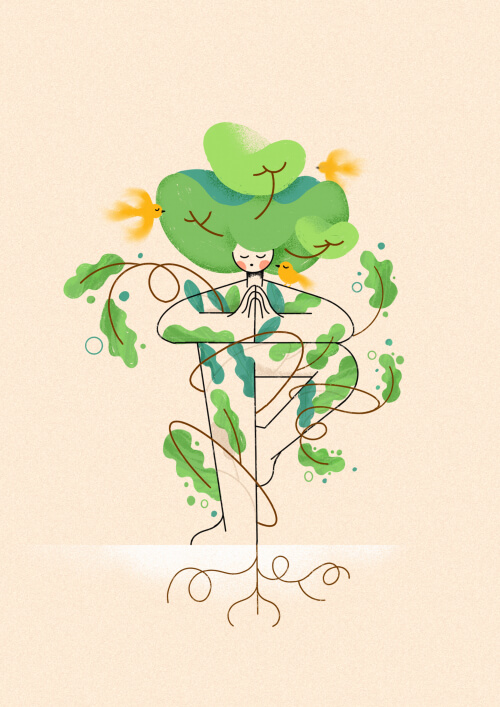 Plant A Tree, Breathe Free