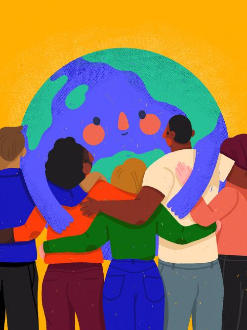 Hug Earth