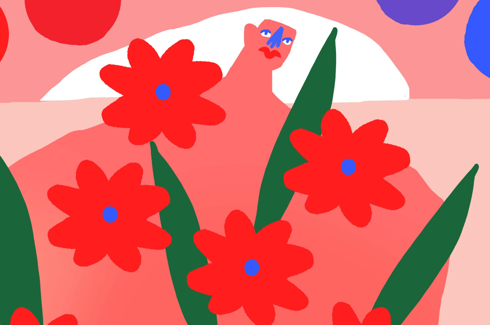 Spring Of Hope (landscape) main image