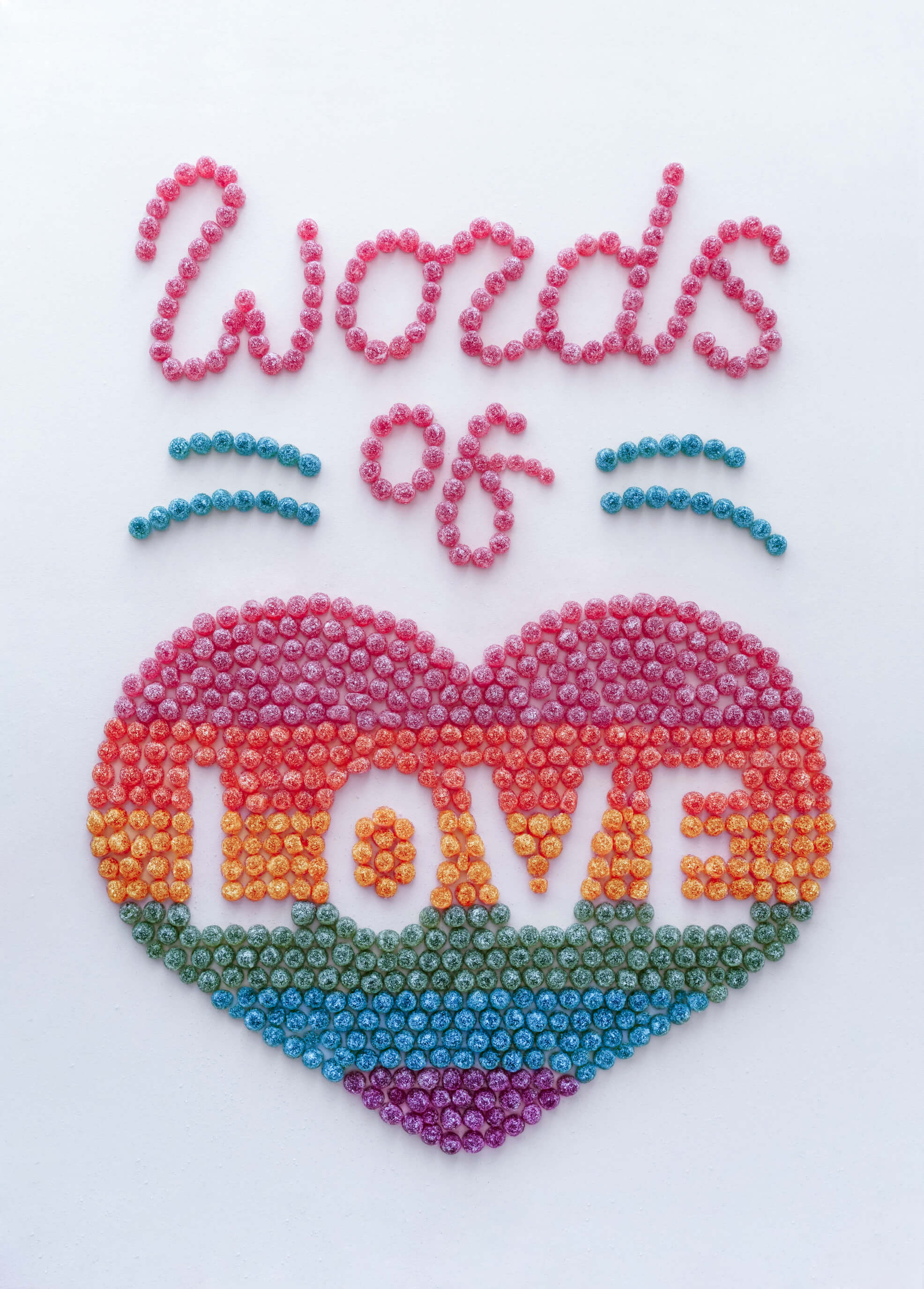 Words of Love main image