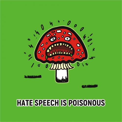 Hate Speech Is Poisonous
