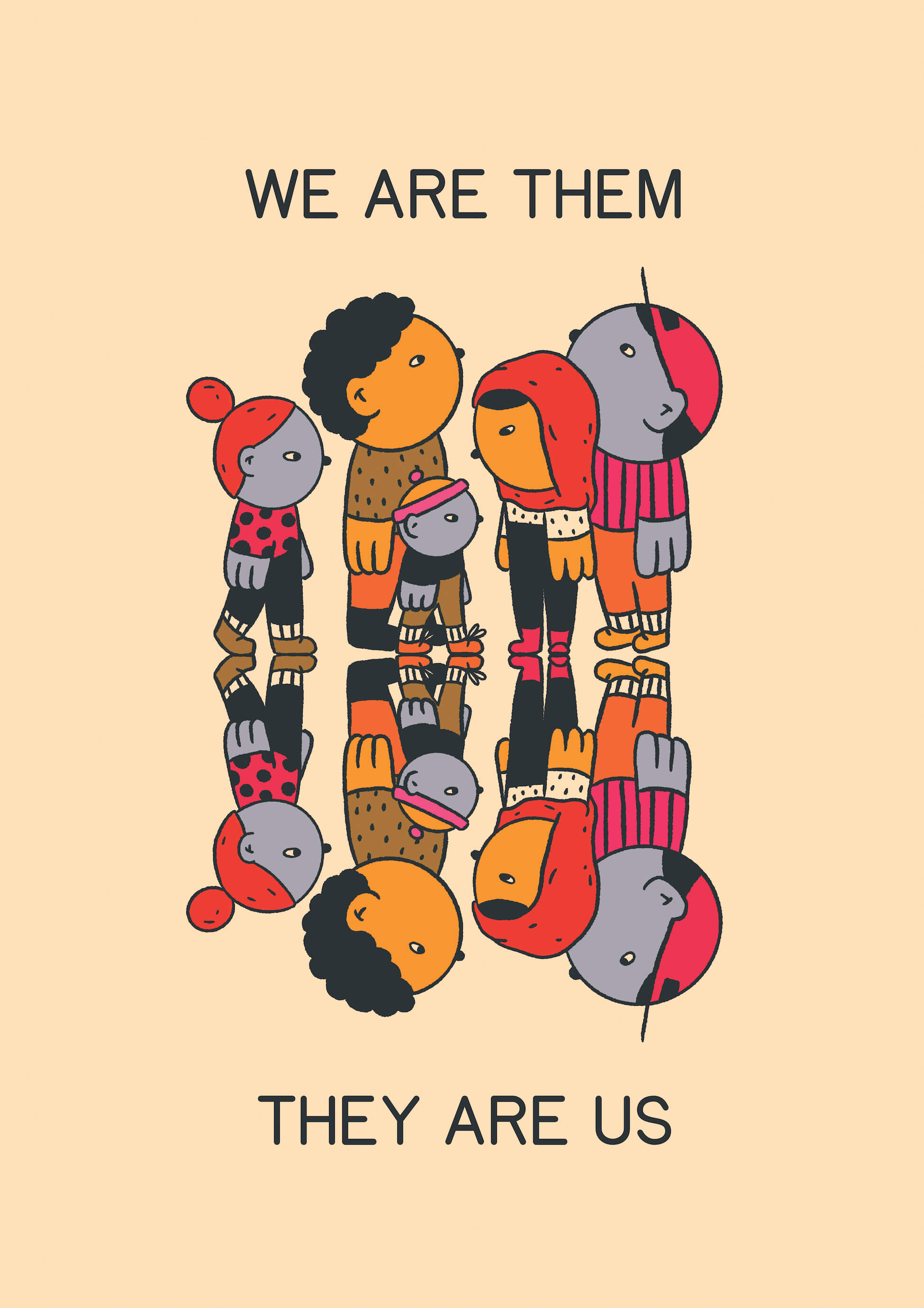 We Are Them - They Are Us main image