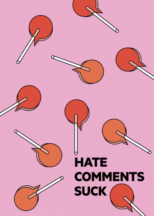 Hate Comments Suck (series 2/2)