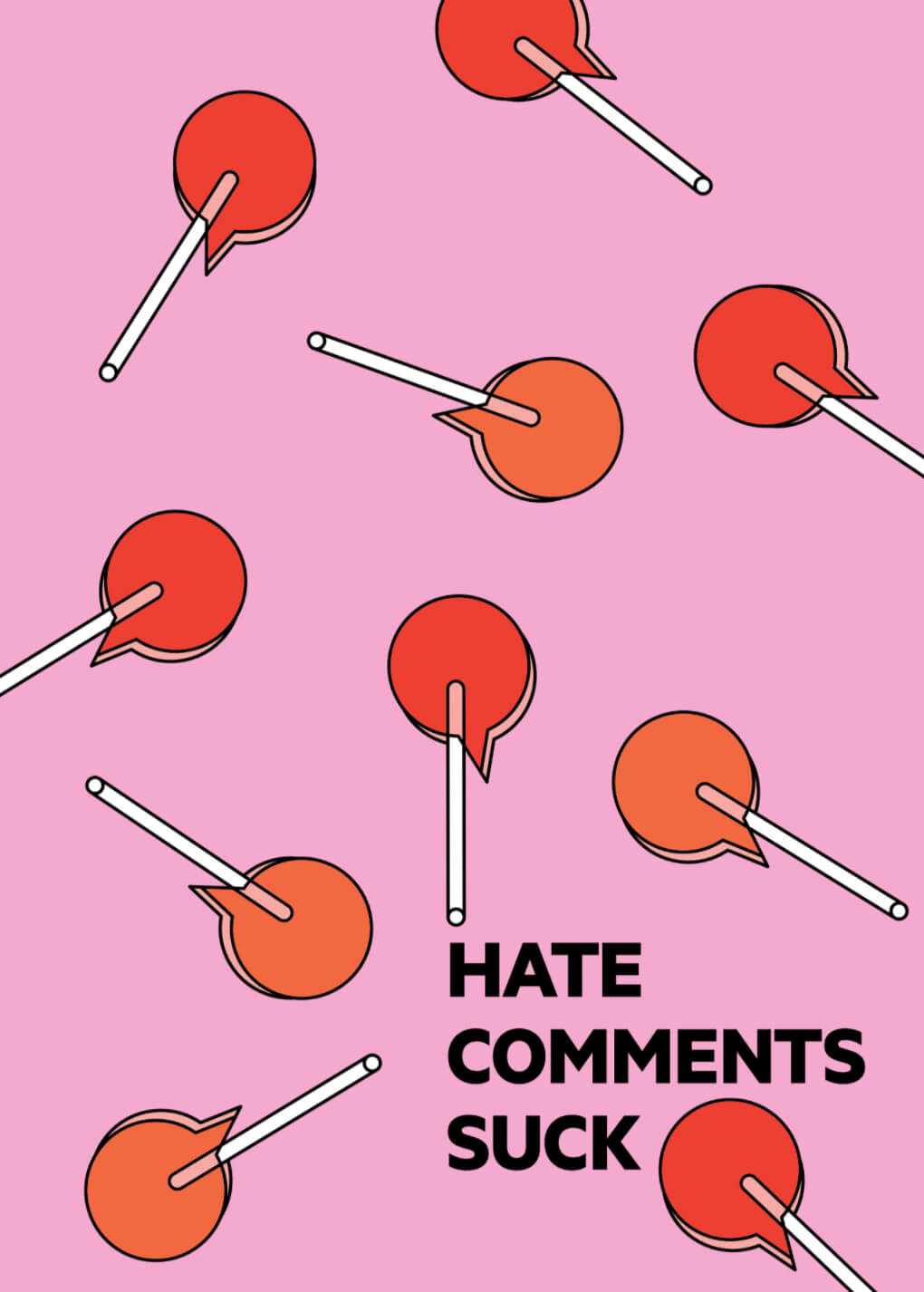 Hate Comments Suck (series 2/2) main image