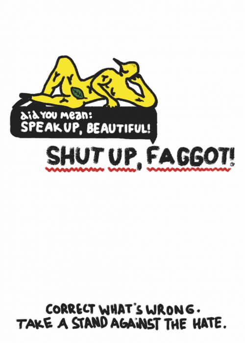 Speak Up, Beautiful (series 2/3)