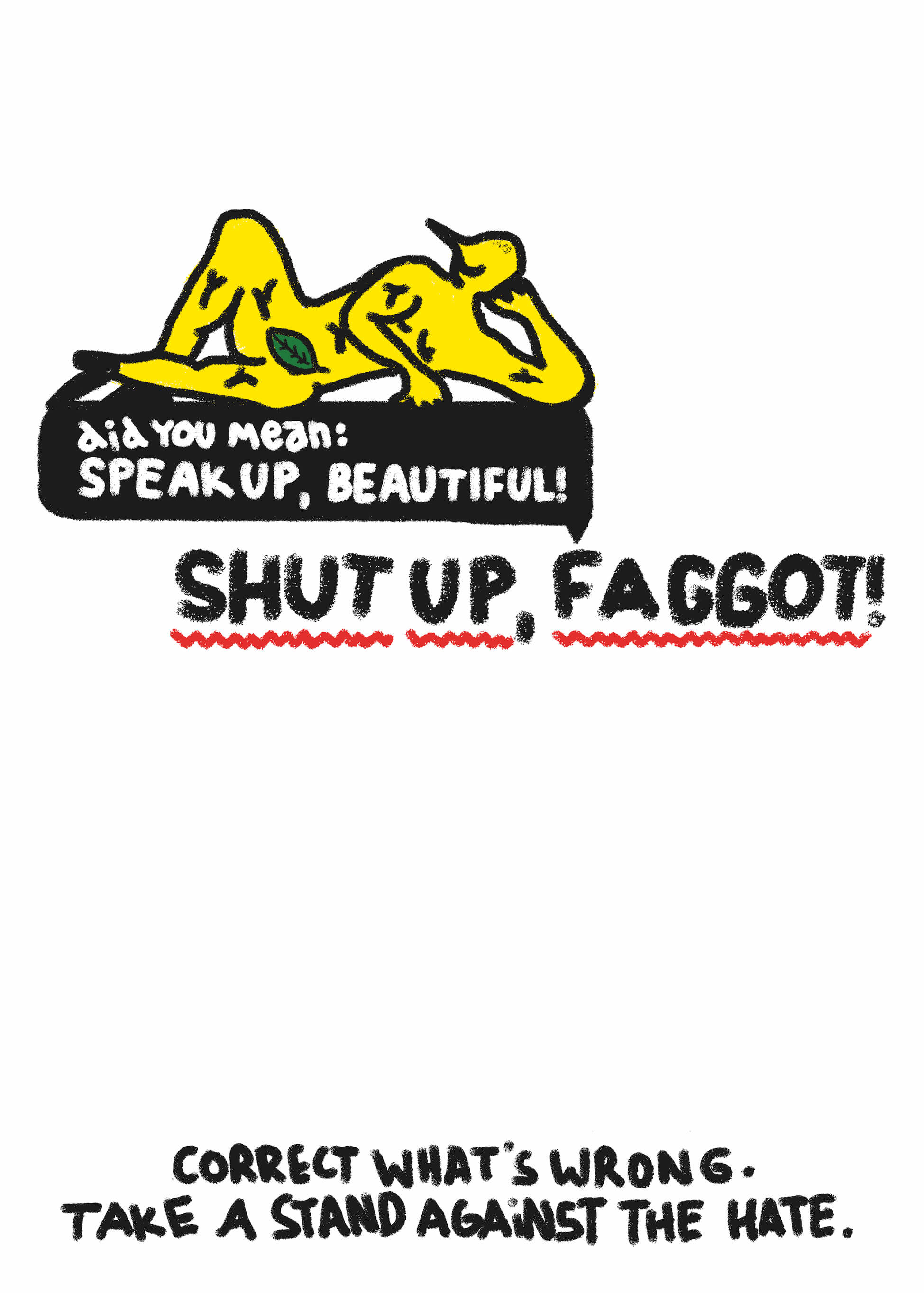 Speak Up, Beautiful (series 2/3) main image
