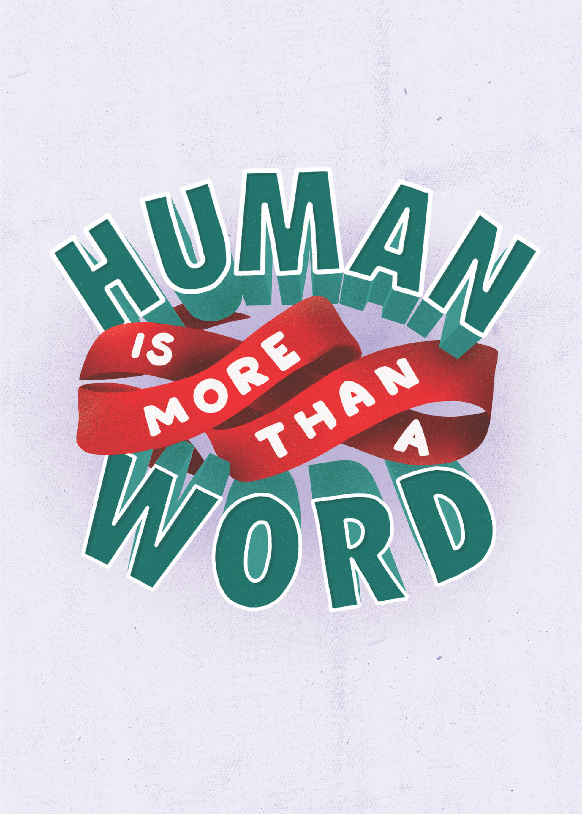 Human Is More Than A Word main image