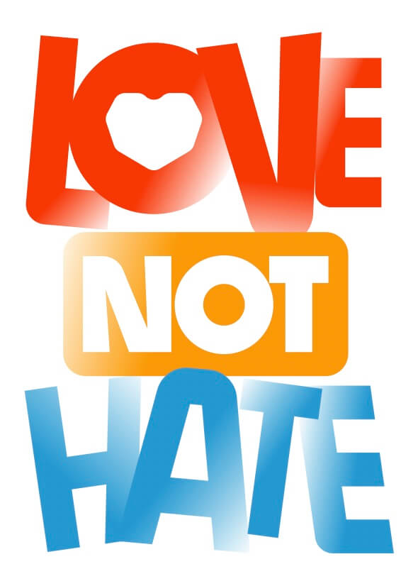 Love Not Hate main image