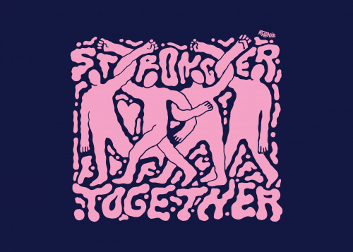 Stronger Together (series 2/4)