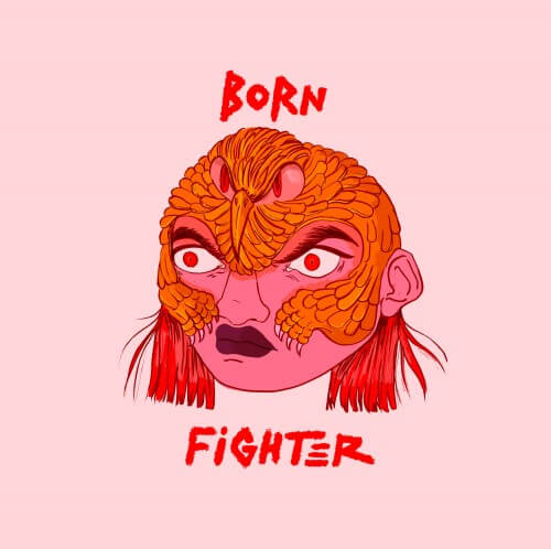 Born Fighter (series, 3/3)