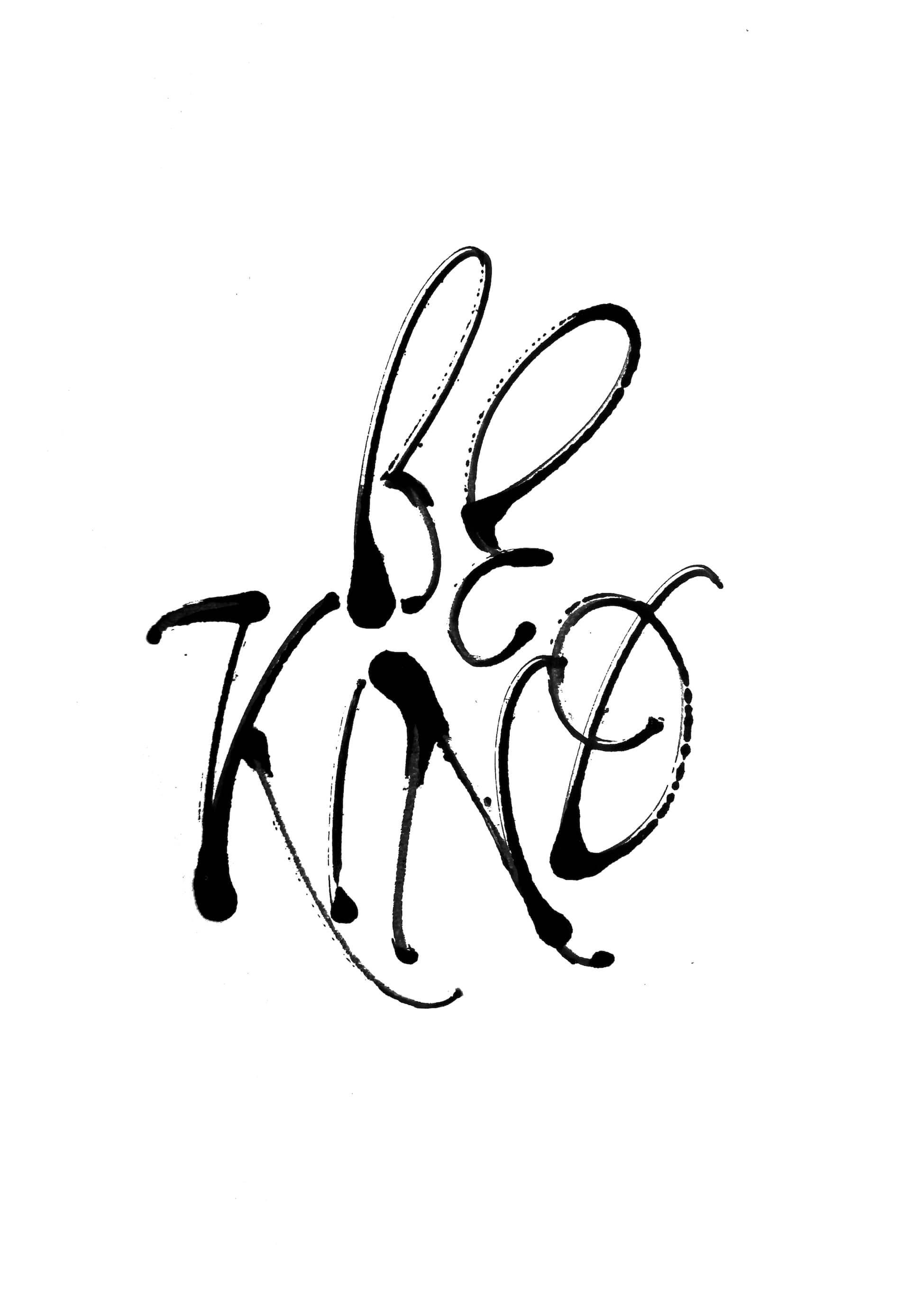 Be Kind (series 2/2) main image