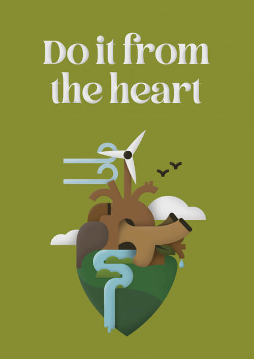 Do It From The Heart