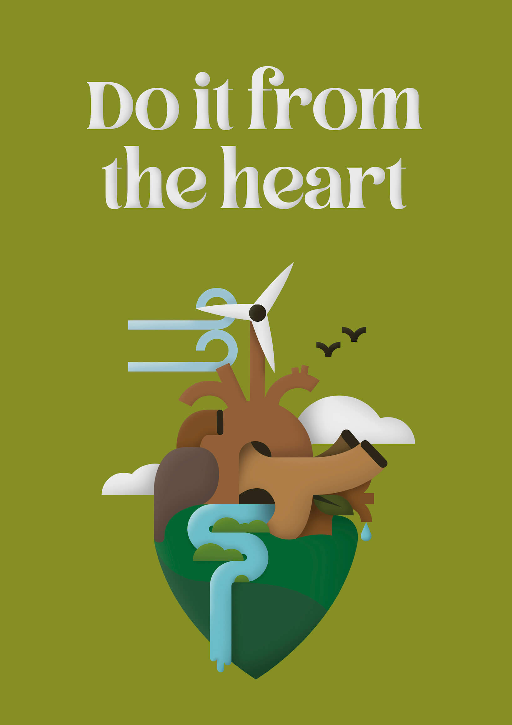 Do It From The Heart main image
