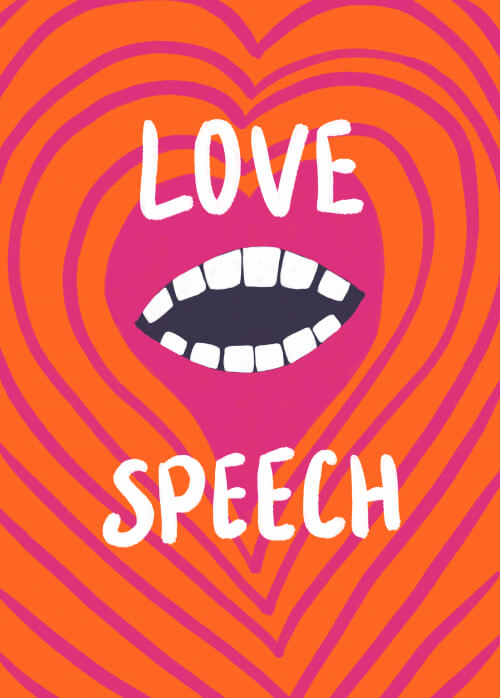 Love Speech (series 1/2)