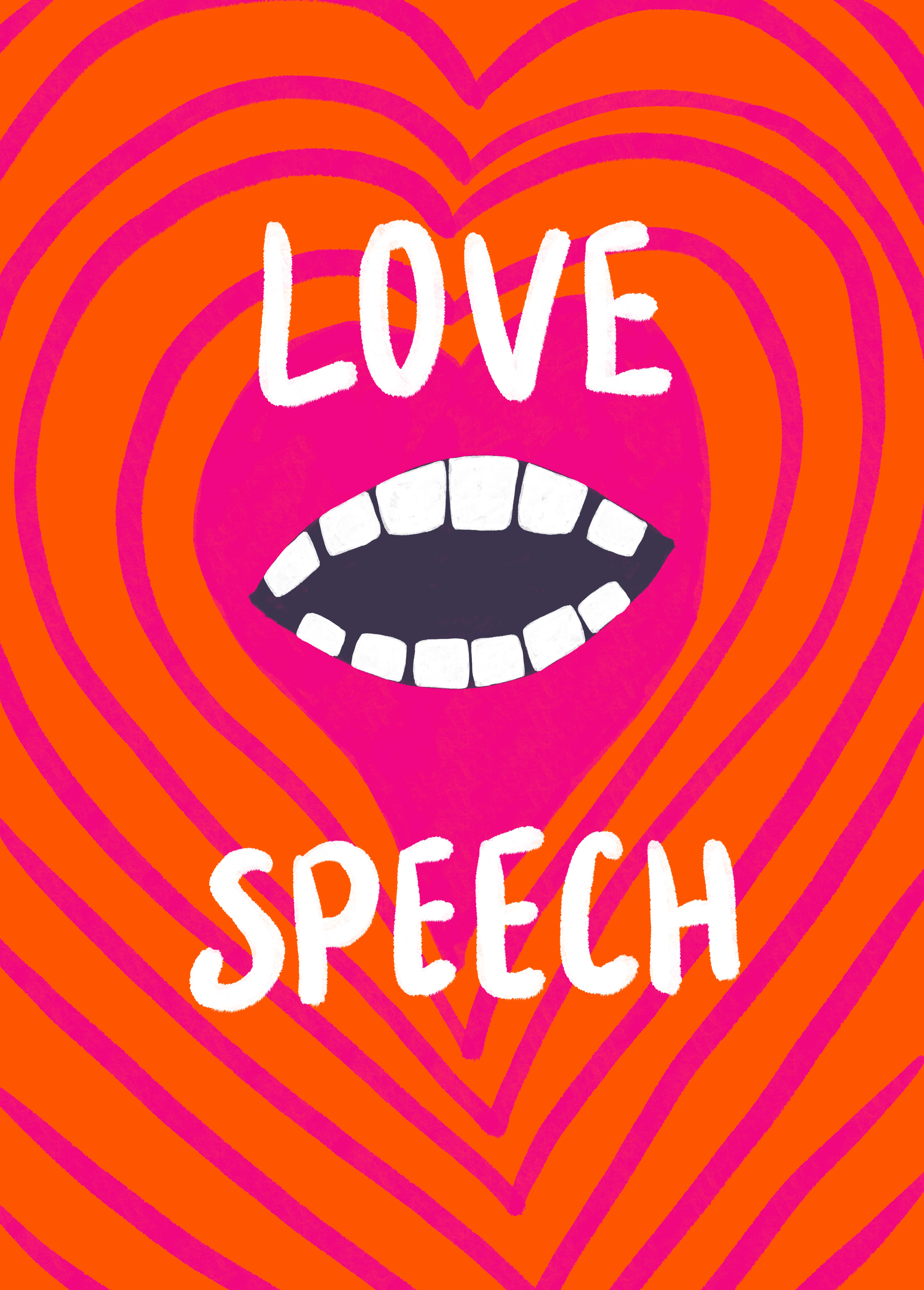 Love Speech (series 1/2) main image