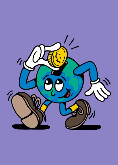 Bank Earth
