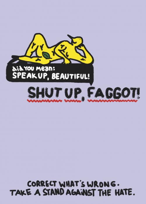 Speak Up, Beautiful (series 3/3)