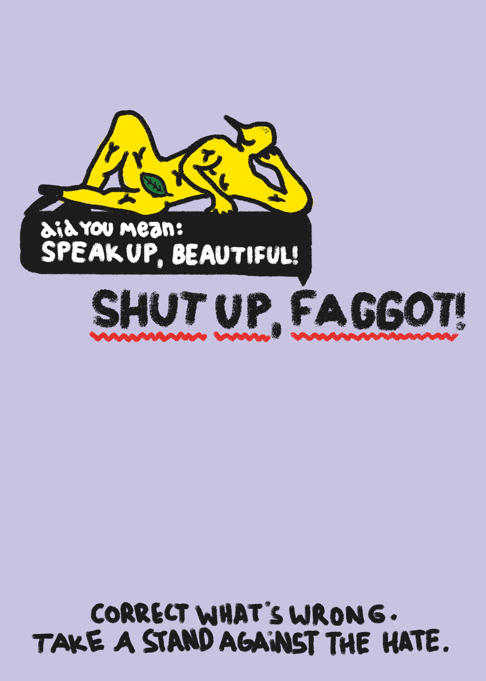 Speak Up, Beautiful (series 3/3) main image