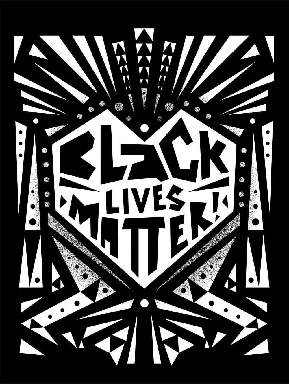Black Lives Matter (series, 3/5) main image