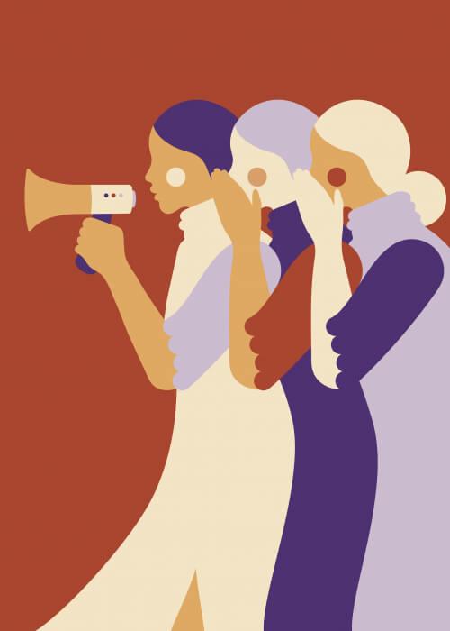 Amplify Women's Voices