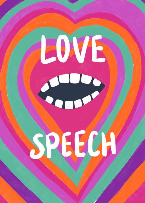 Love Speech (series 2/2)