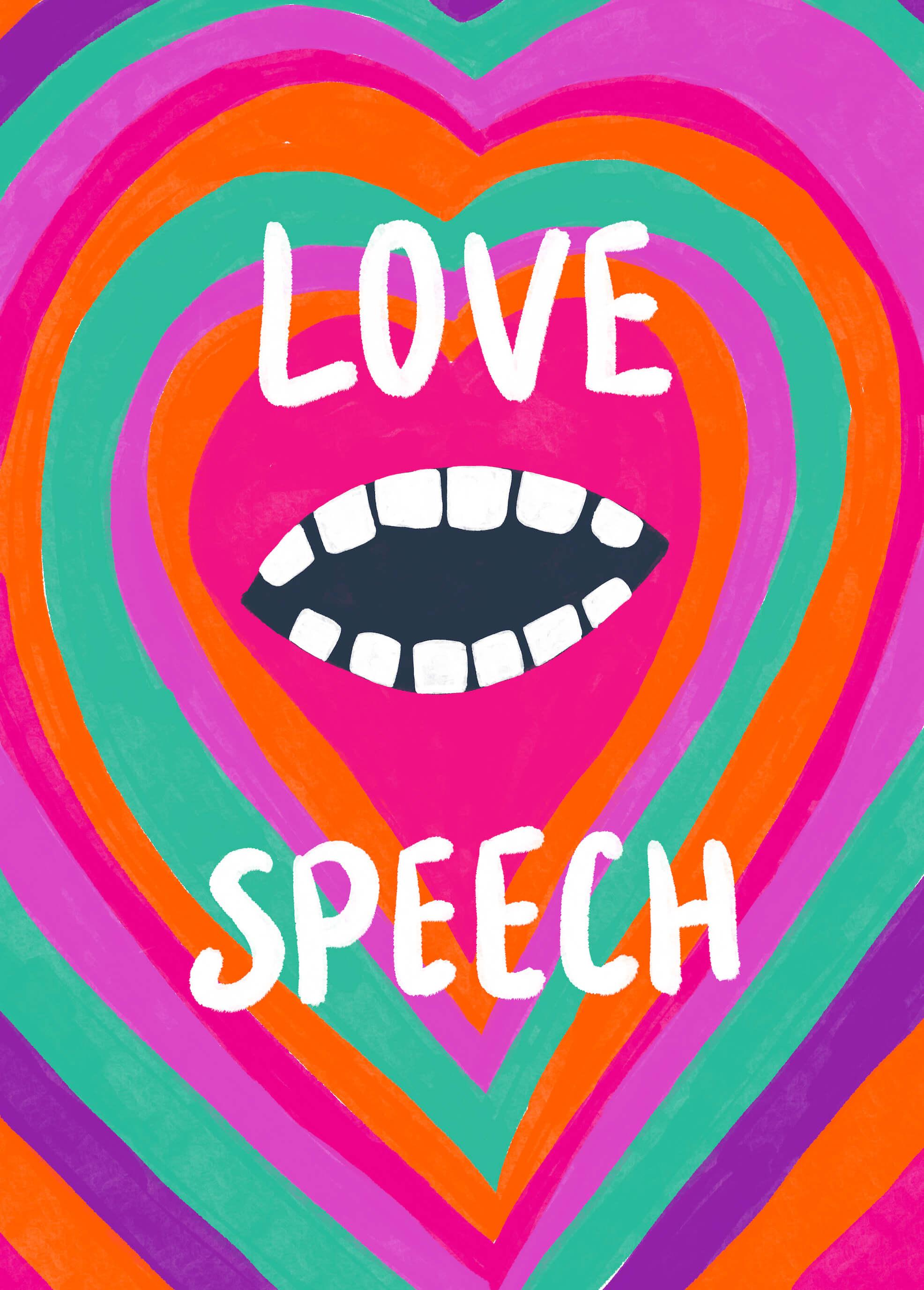 Love Speech (series 2/2) main image