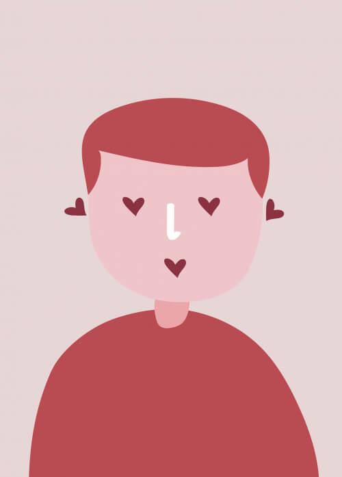 Speak Love, Hear Love, See Love (no text)